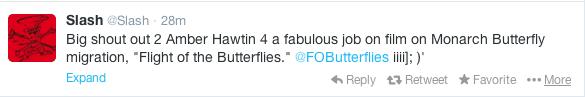 Screenshot Twitter March 3, 2014